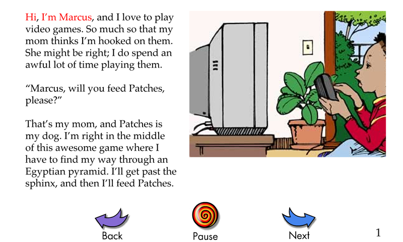 Marcus loses patches