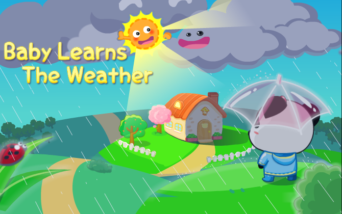 Baby Learns the Weather