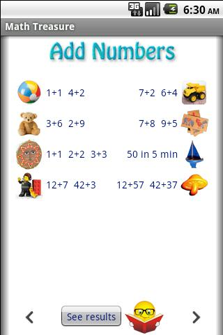 Math Treasure