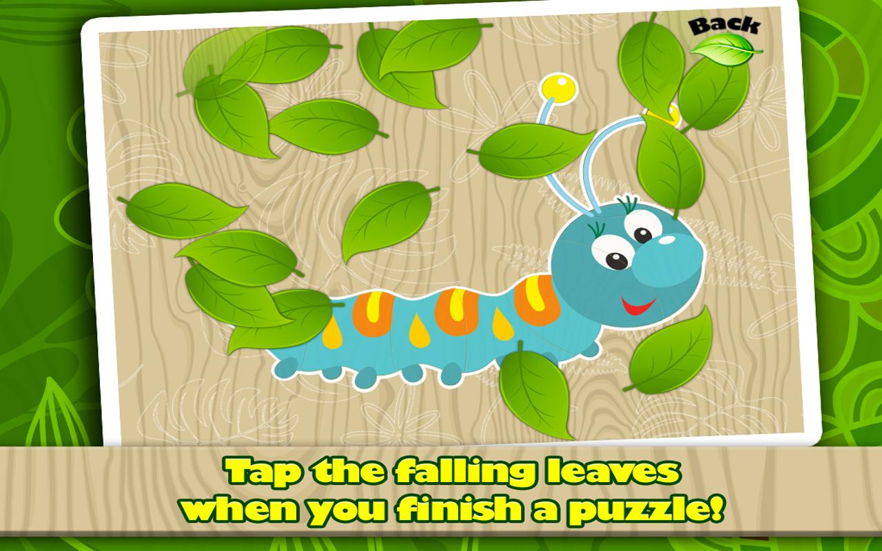Puzzle Bugs