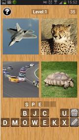 4 Pics 1 Wrong