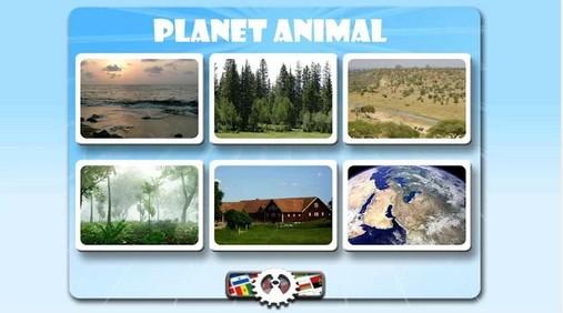Planet Animal - Free kids book