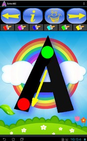 Ecrire ABC