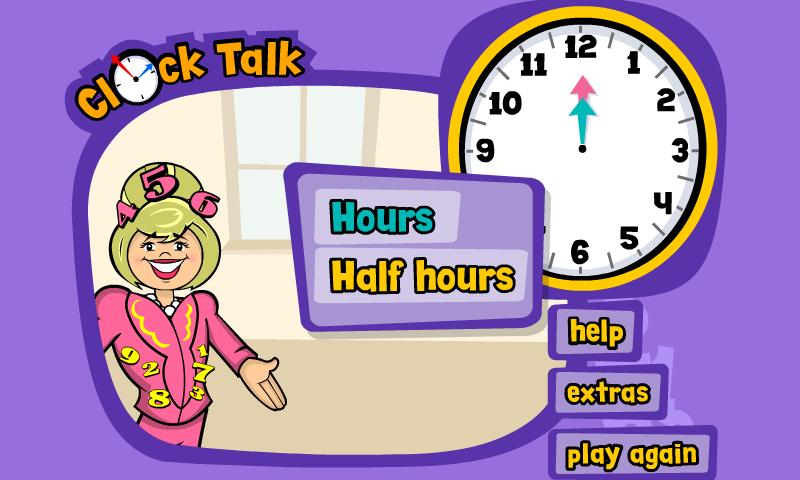 Clock Talk