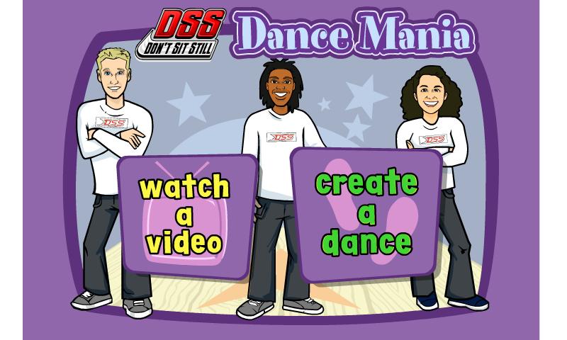 DSS Dance mania