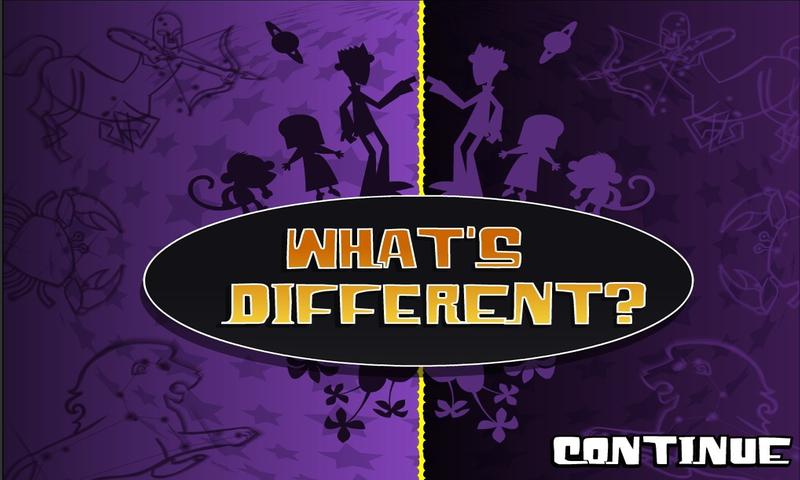 What`s different