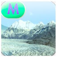 Mighty glaciers