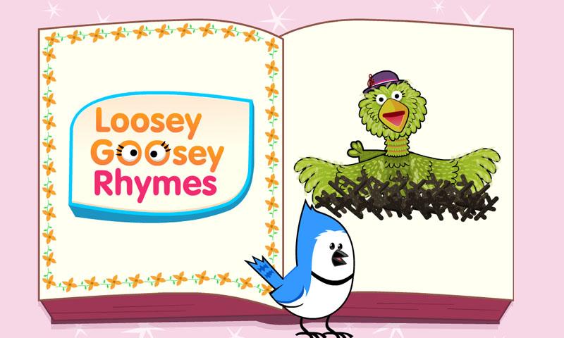 Loosey goosey rhymes