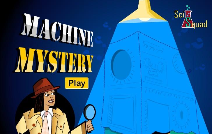 Machine mystery