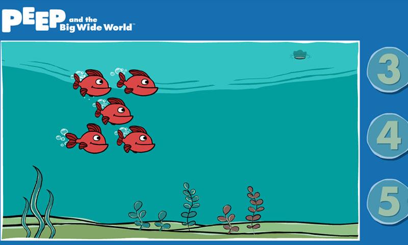PEEP fishs wish