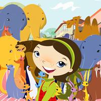 薇拉和她的野生动物