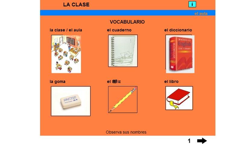 La clase