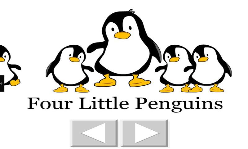 One Big Penguin