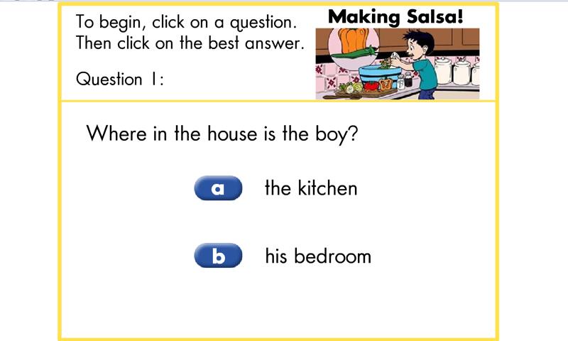 Making salsa