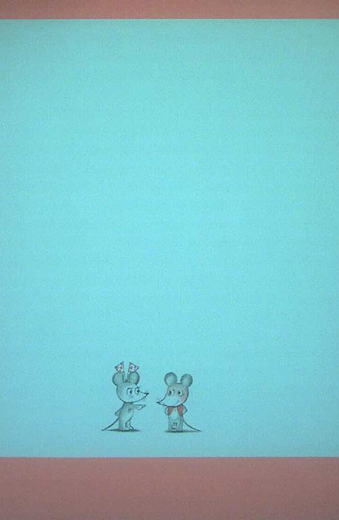 鼠小弟的又一件小背心