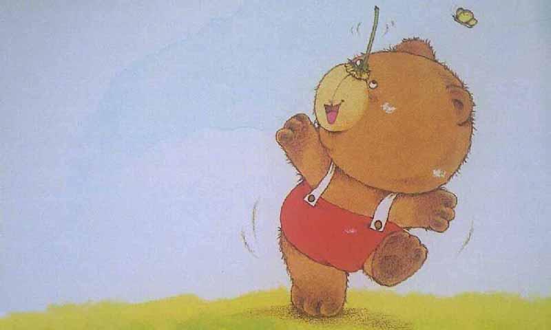 小熊的喷嚏