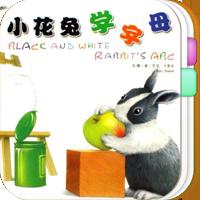 小花兔学字母