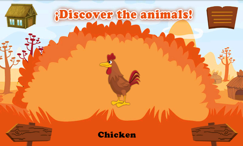 Discover the animals