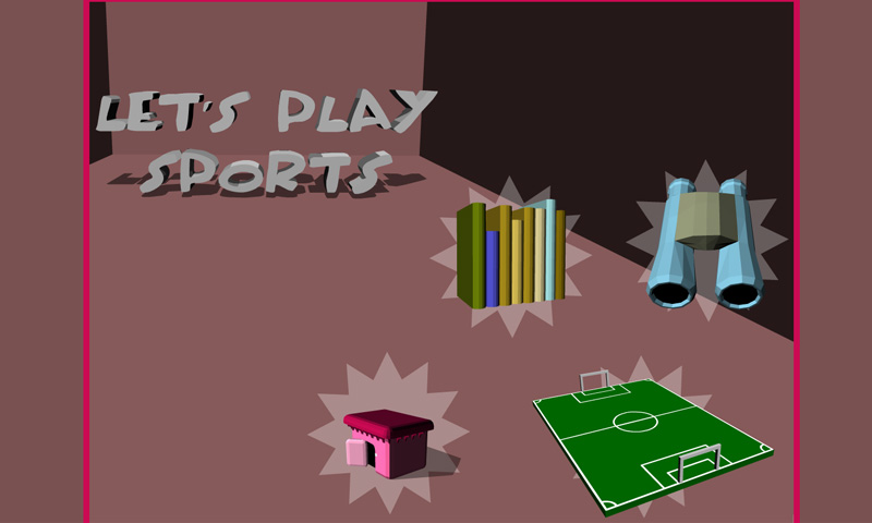 Let's play sports
