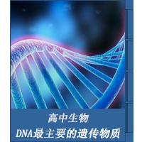 DNA最主要的遗传物质